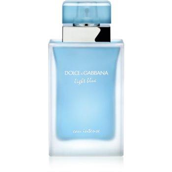Dolce & Gabbana Light Blue Eau Intense eau de parfum pentru femei