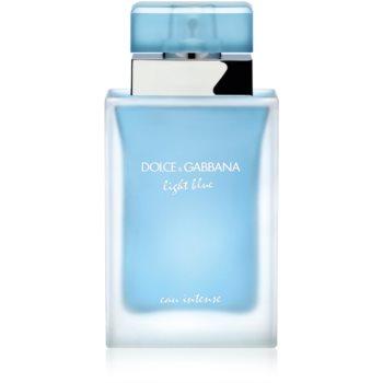 Dolce & Gabbana Light Blue Eau Intense Eau de Parfum pentru femei poza noua