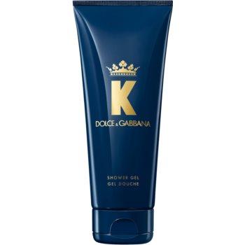 Dolce & Gabbana K by Dolce & Gabbana gel de duș pentru bărbați