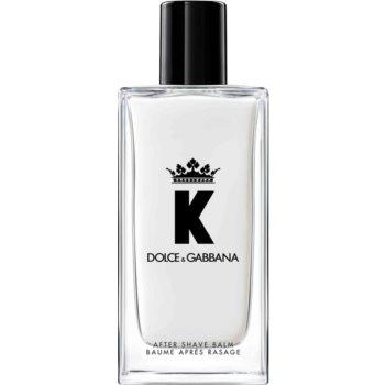 Dolce & Gabbana K by Dolce & Gabbana balsam după bărbierit pentru bărbați poza noua