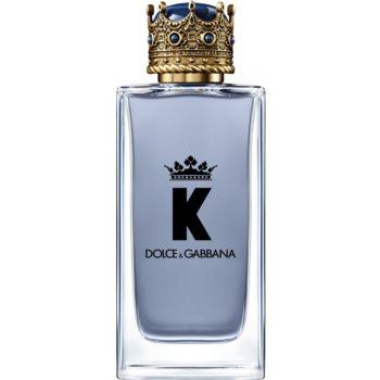 Dolce & Gabbana K by Dolce & Gabbana Eau de Toilette pentru bărbați poza noua