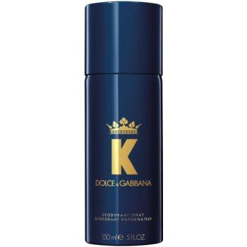 Dolce & Gabbana K by Dolce & Gabbana deodorant spray pentru bărbați