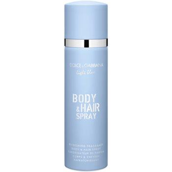 Dolce & Gabbana Light Blue Body & Hair Mist spray pentru corp pentru femei
