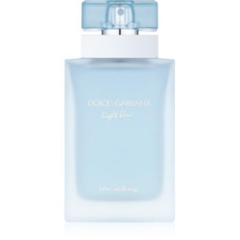 Dolce & Gabbana Light Blue Eau Intense eau de parfum pentru femei 50 ml