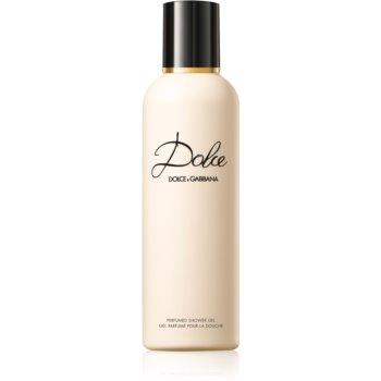 Dolce & Gabbana Dolce gel de dus pentru femei 200 ml