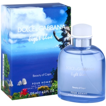 Dolce & Gabbana Light Blue Beauty of Capri Eau de Toilette für Herren 1
