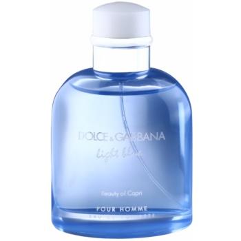 Dolce & Gabbana Light Blue Beauty of Capri Eau de Toilette für Herren 2