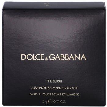 Dolce & Gabbana Blush руж 4