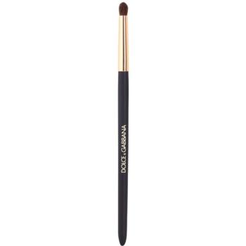 Dolce & Gabbana The Brush пензлик для тіней для створення димчастого макіяжу