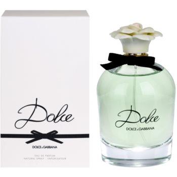 Dolce & Gabbana Dolce eau de parfum pentru femei 150 ml