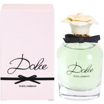 Dolce & Gabbana Dolce eau de parfum pentru femei 75 ml