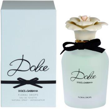 Dolce & Gabbana Dolce Floral Drops eau de toilette pentru femei 50 ml