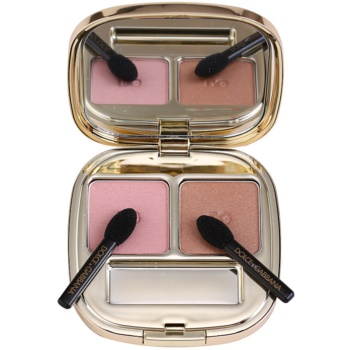 Dolce & Gabbana The Eyeshadow sombras duplo 1