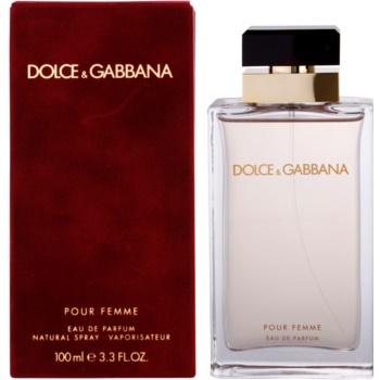 Dolce & Gabbana Pour Femme (2012) Eau De Parfum pentru femei 100 ml