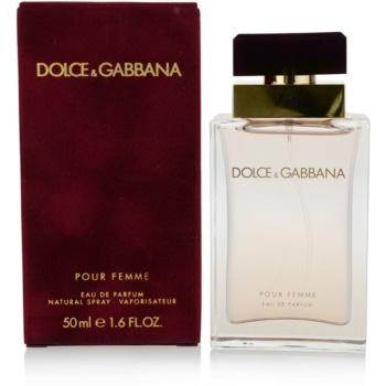 Dolce & Gabbana Pour Femme (2012) eau de parfum pentru femei 50 ml