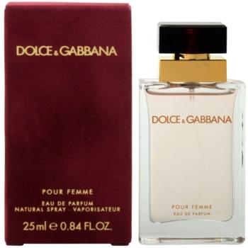 Dolce & Gabbana Pour Femme (2012) eau de parfum pentru femei 25 ml