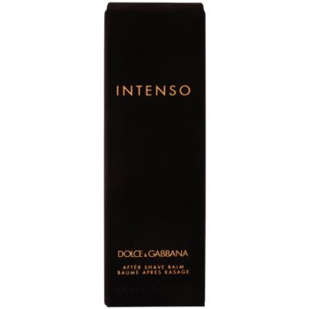 Dolce & Gabbana Pour Homme Intenso After Shave Balm for Men 3