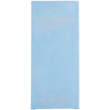Dolce & Gabbana Light Blue eau de toilette nőknek 4