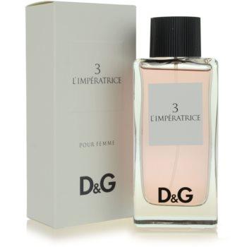 Dolce & Gabbana D&G Anthology L´Imperatrice 3 Eau de Toilette para mulheres 1