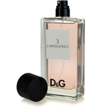 Dolce & Gabbana D&G Anthology L´Imperatrice 3 Eau de Toilette para mulheres 3