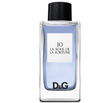 Dolce & Gabbana D&G La Roue de la Fortune 10 Eau de Toilette pentru femei