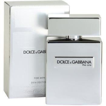 Dolce & Gabbana The One 2014 Eau de Toilette für Herren 1