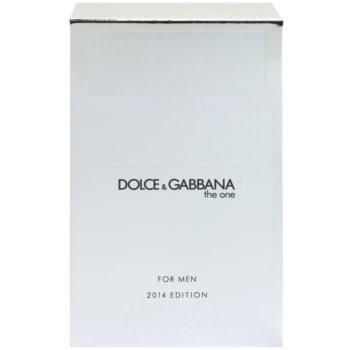 Dolce & Gabbana The One 2014 Eau de Toilette für Herren 4
