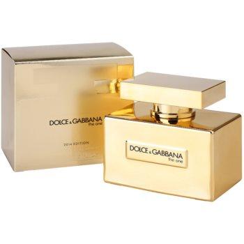 Dolce & Gabbana The One 2014 Eau de Parfum für Damen 1
