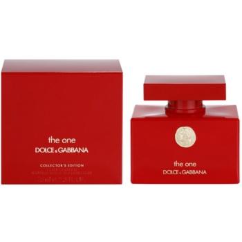 Dolce & Gabbana The One Collector's Edition Eau De Parfum pentru femei 75 ml
