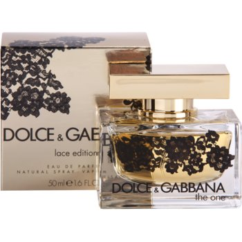 Dolce & Gabbana The One Lace Edition парфюмна вода за жени 1