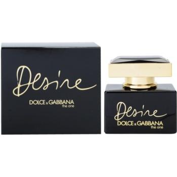 Dolce & Gabbana The One Desire eau de parfum pentru femei 30 ml
