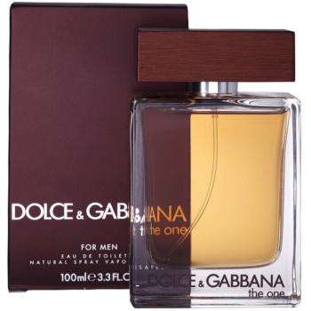 Dolce & Gabbana The One for Men Eau de Toilette für Herren 1