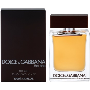 Fotografie Dolce & Gabbana The One for Men voda po holení pro muže 100 ml