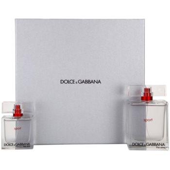 Dolce & Gabbana The One Sport for Men dárkové sady
