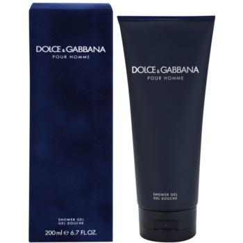 Dolce & Gabbana Pour Homme sprchový gel pro muže