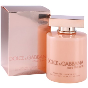 Dolce & Gabbana Rose The One Shower Gel for Women 1