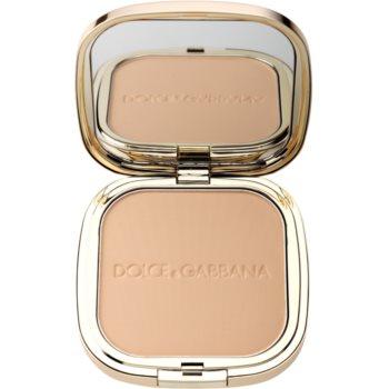 Dolce & Gabbana The Powder kompaktni puder s čopičem