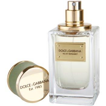 Dolce & Gabbana Velvet Bergamot парфюмна вода за мъже 3