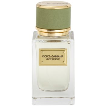Dolce & Gabbana Velvet Bergamot woda perfumowana tester dla mężczyzn