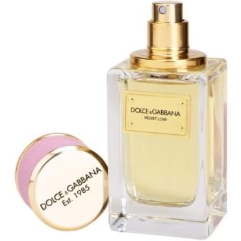 Dolce & Gabbana Velvet Love parfémovaná voda pre ženy 3