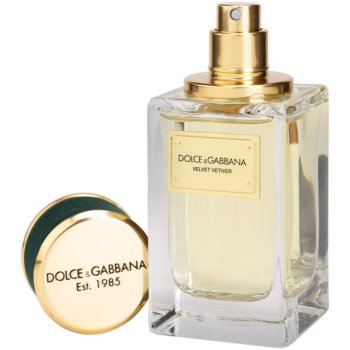 Dolce & Gabbana Velvet Vetiver Eau de Parfum unissexo 3