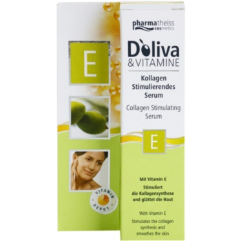 Doliva Basic Care сироватка стимулююча вироблення колагену з вітаміном Е 2