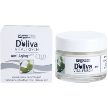 Doliva Vitalfrisch Q10 дневен крем  против стареене на кожата 1