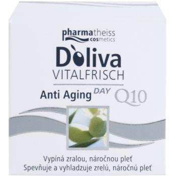 Doliva Vitalfrisch Q10 дневен крем  против стареене на кожата 2
