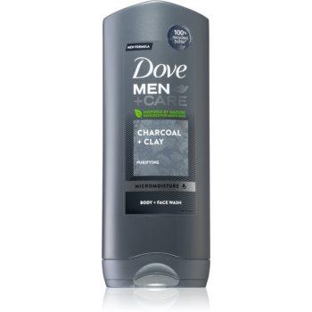 Dove Men+Care Elements gel de duș pentru barbati poza noua