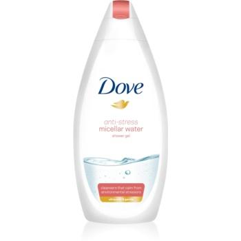 Dove Anti-Stress gel de duș micelar