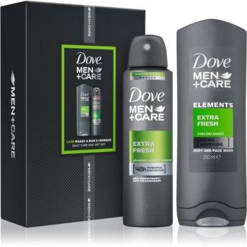 Dove Men+Care Extra Fresh set cadou I. pentru barbati