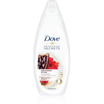 Dove Nourishing Secrets Nurturing Ritual gel calmant pentru dus poza