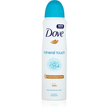 Dove Mineral Touch spray anti-perspirant