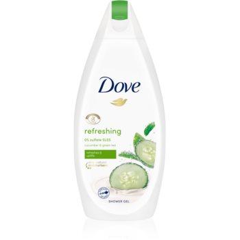 Dove Go Fresh Fresh Touch gel de dus hranitor imagine produs
